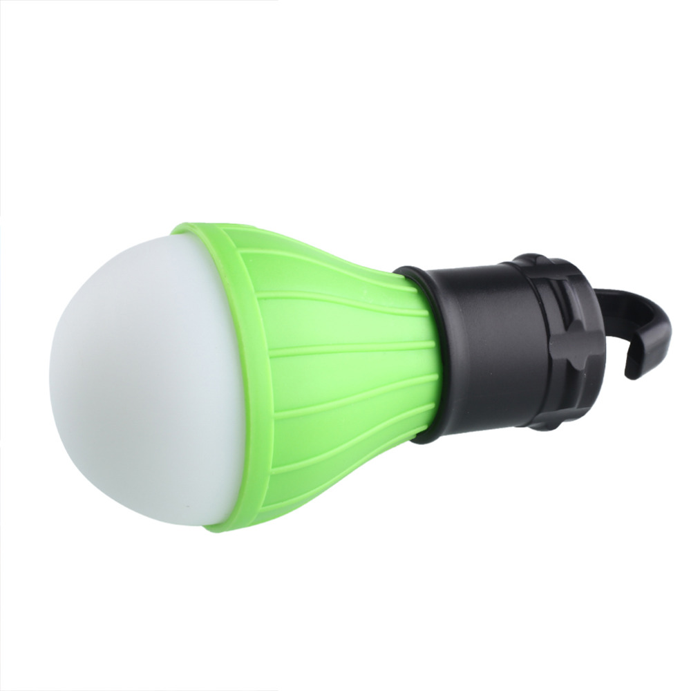 Portable Outdoor Hanging Camping Tent LED Light Bulb Fishing Emergency Lamp