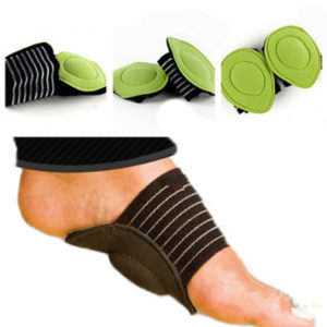 Shock Absorbing Foot Arch Support to Relief Plantar Fasciitis Pain. Best Cushion for your Feet